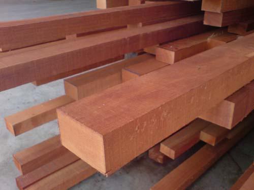 Red Meranti Sawn Timber ~ Meranti